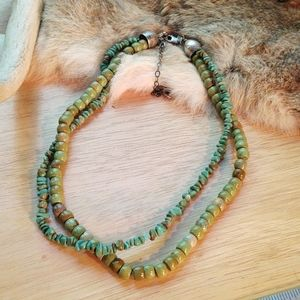 Jay King turquoise necklace